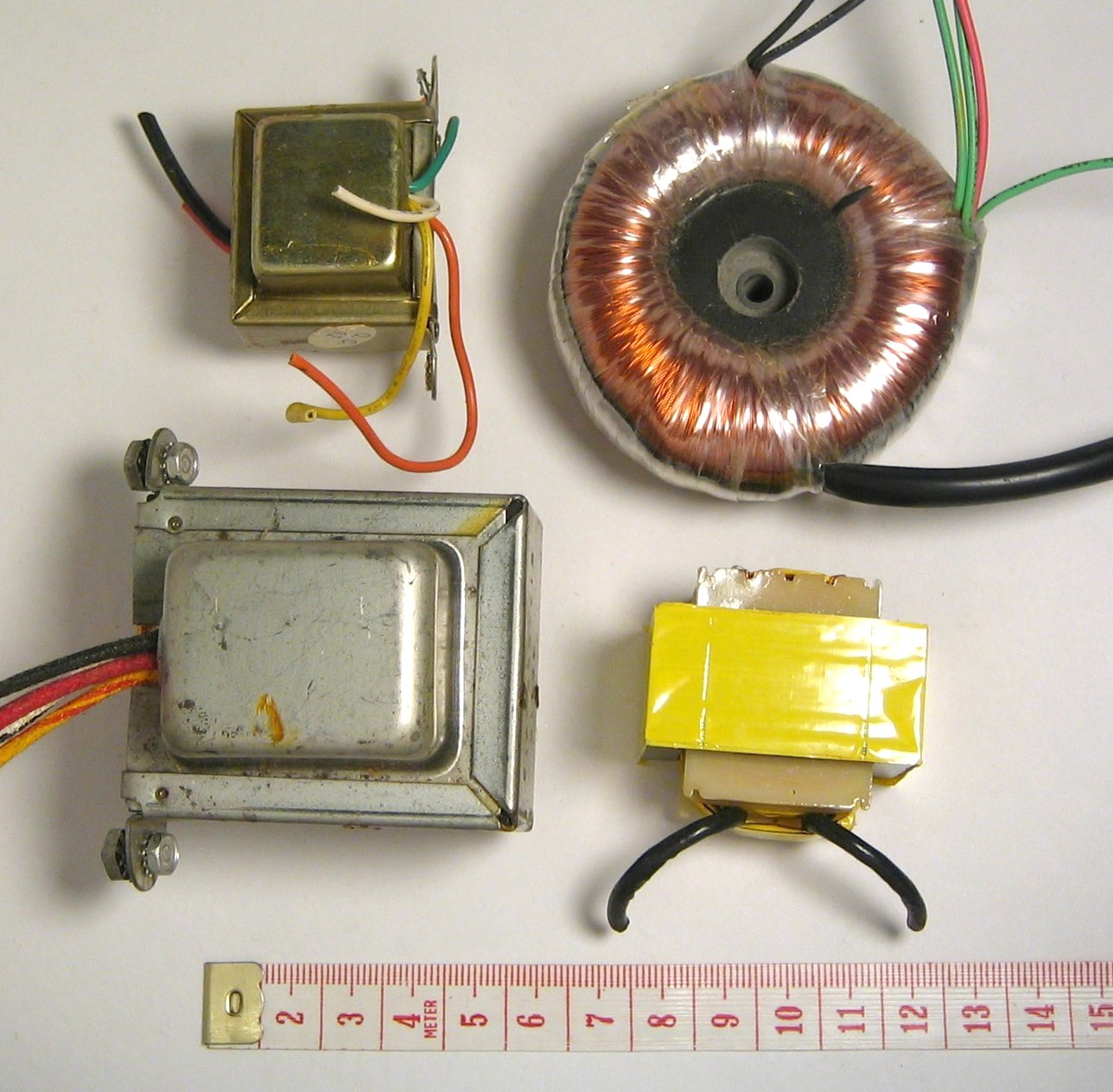 Circuit Theory Mutual Inductance Wikibooks Open Books For An Inductor Speaker Using Transformers