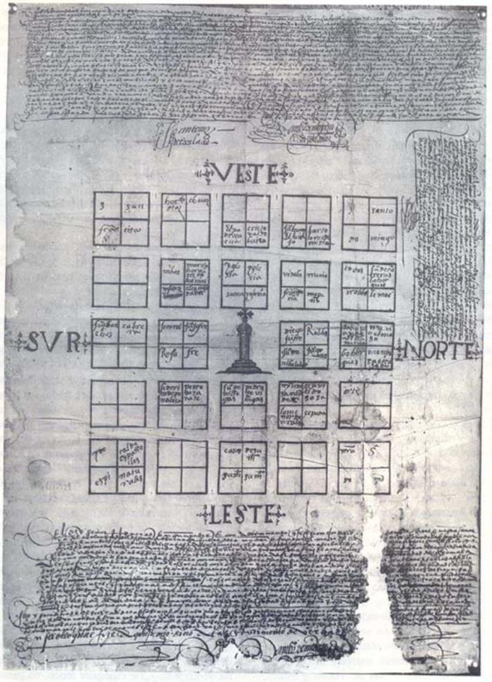 Depiction of Ciudad de Mendoza