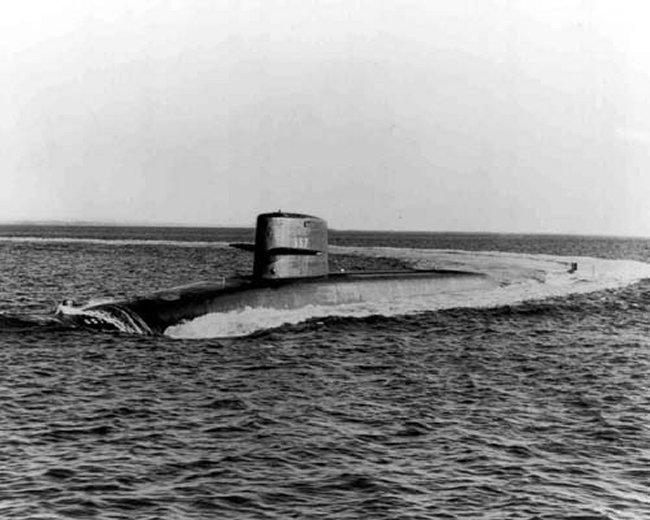 USS Francis Scott Key (SSBN-657) turning to port.jpg