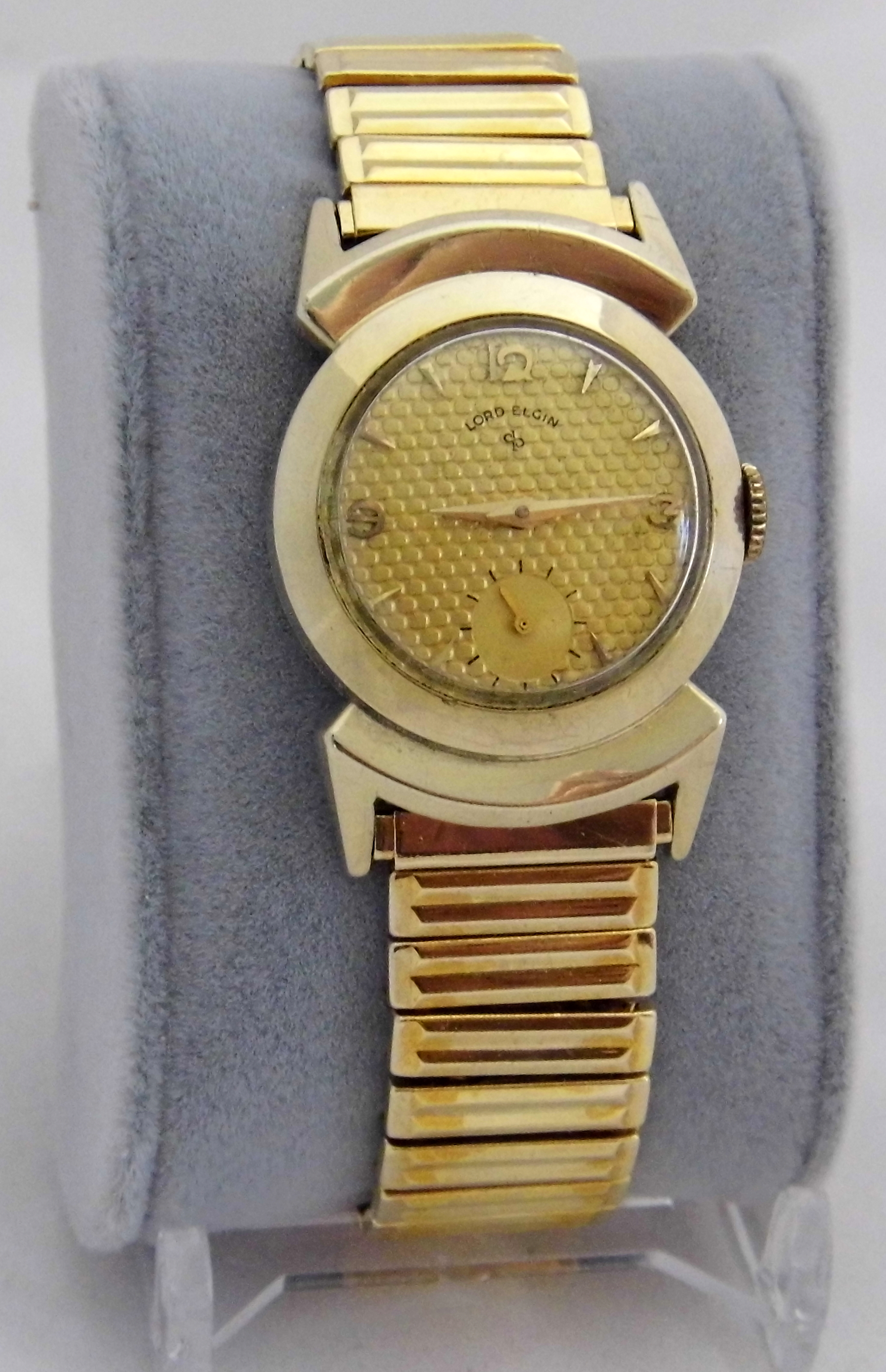 owned filled seamaster omega deville pre img watches vintage gold