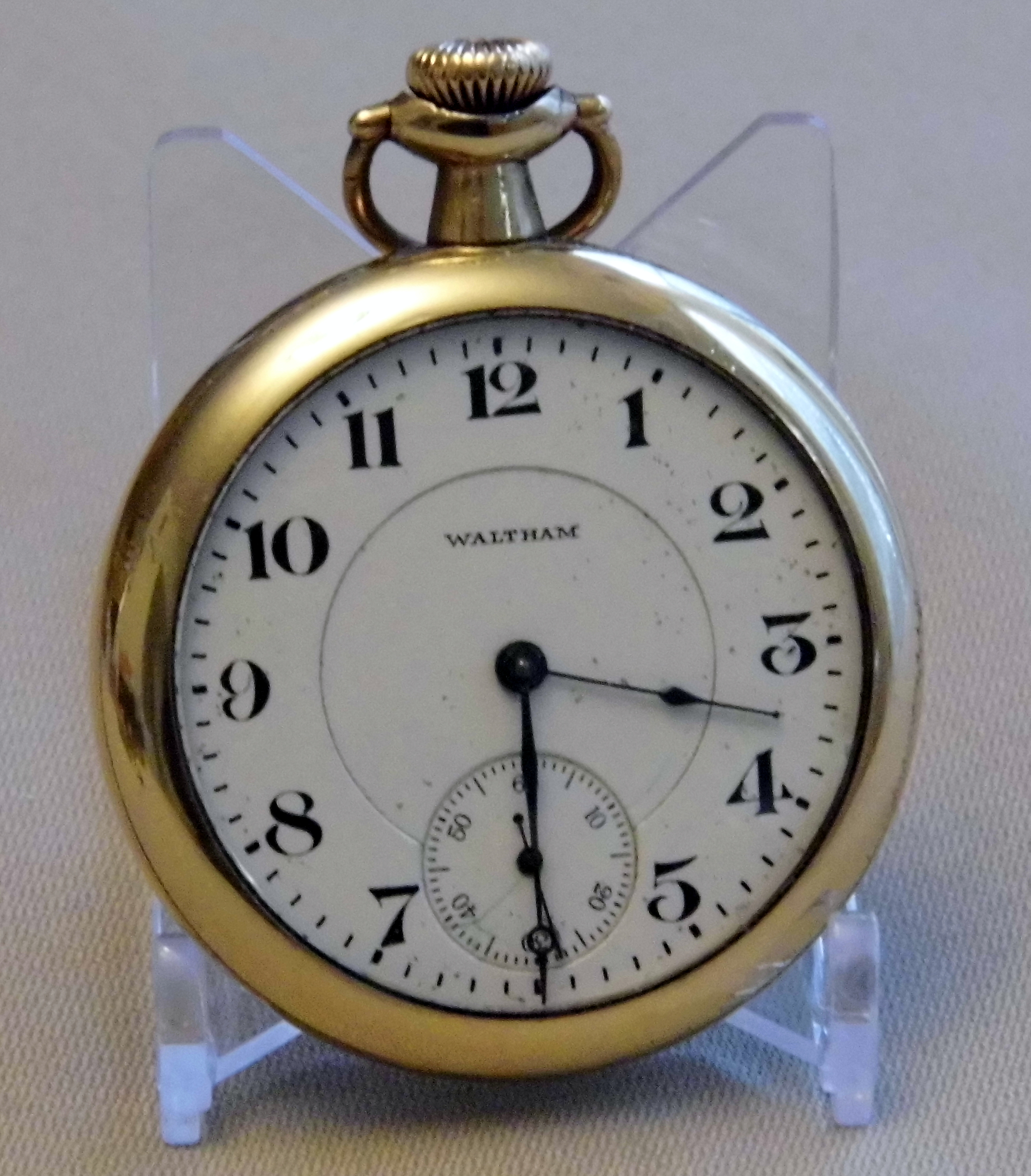 American Waltham Watch Company: History, Serial Numbers ...