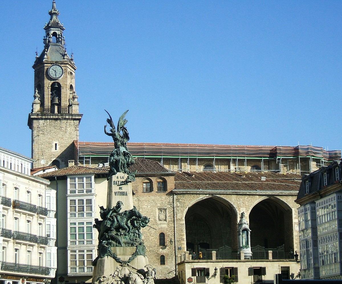 Iglesia de San Miguel Arcángel (Vitoria) - Wikipedia, la ...