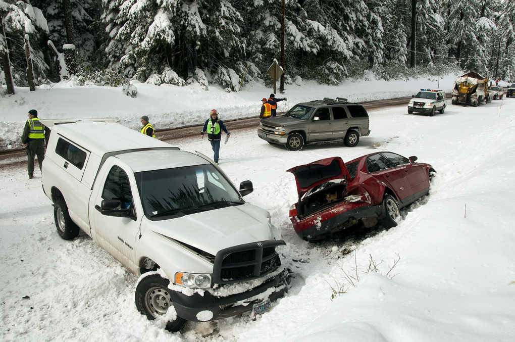 Car Crash In Oregon Wi