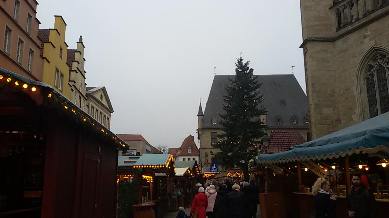 Weihnachtsmarkt Osnabrück.File Weihnachtsmarkt Osnabrück 2017 Jpg Wikimedia Commons