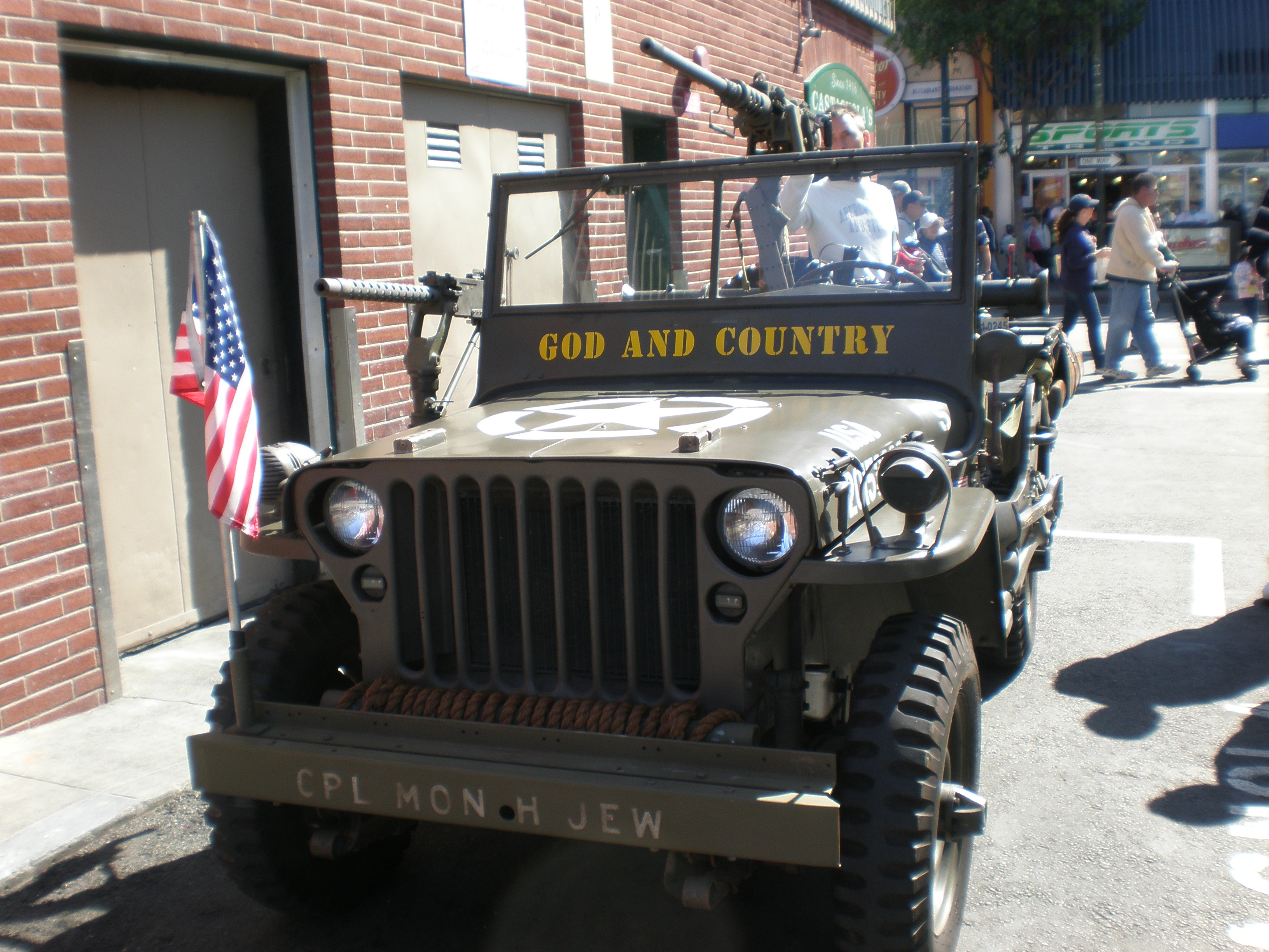 vehicles of mb the ton restored bc jeep collections willys truck willy museum wwii bmjp