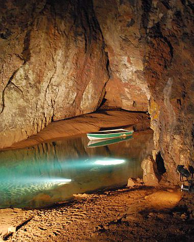 Wookey Hole caves - geograph.org.uk - 1250476