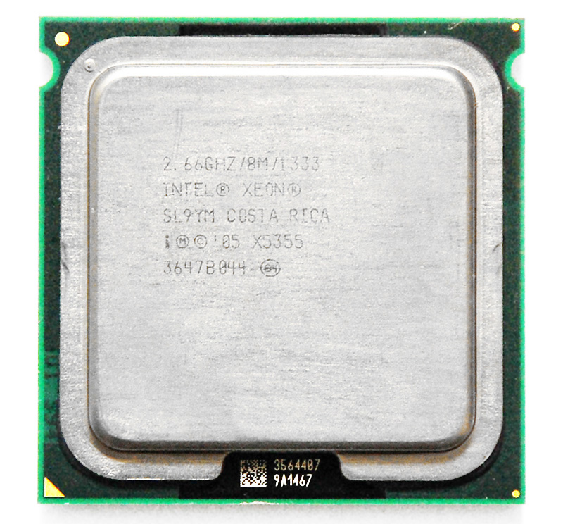 wiki list intel xeon microprocessors