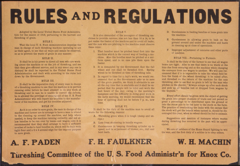 File  Rules and Regula...