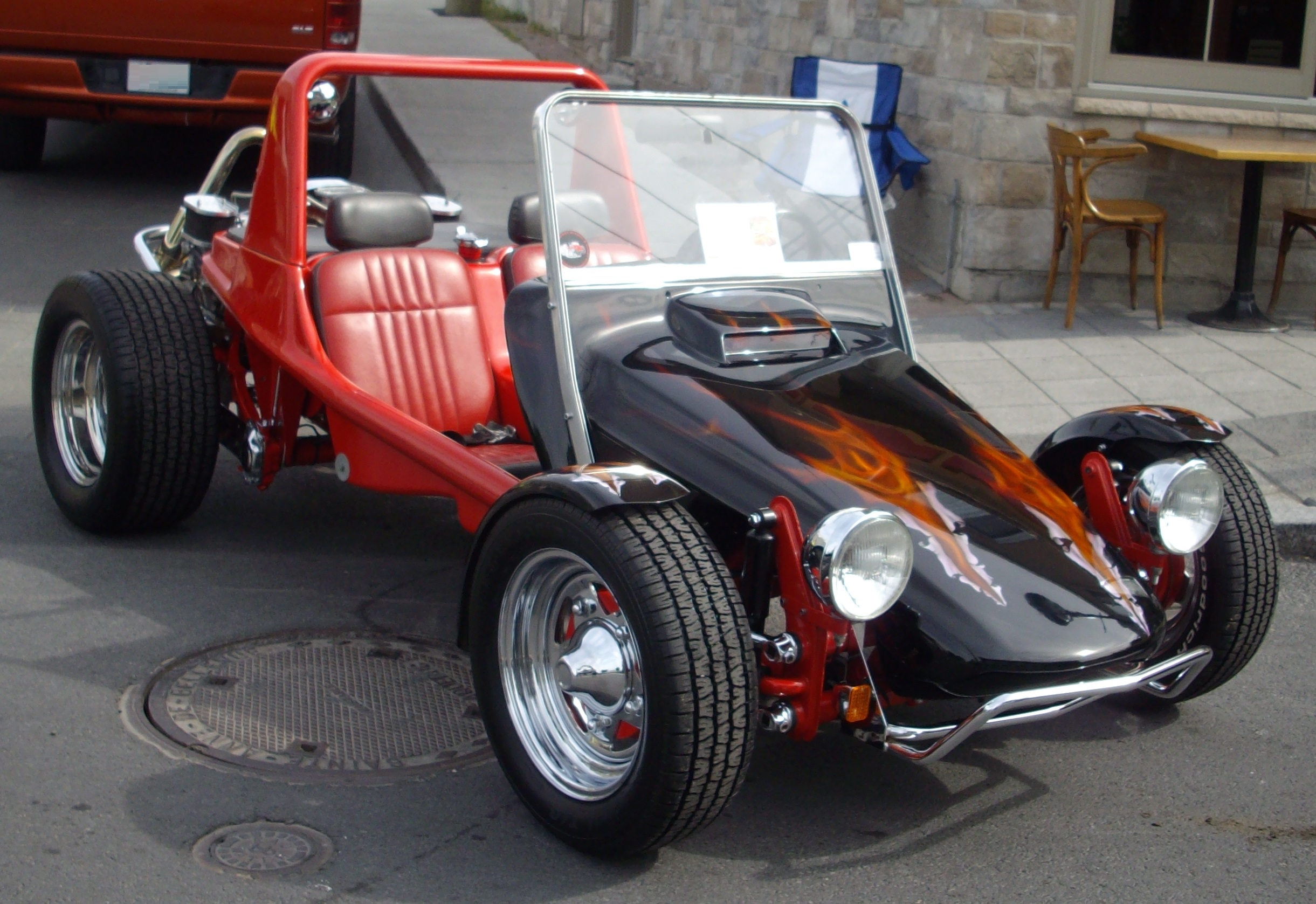 results volkswagen buggy palm dune custom auction beach