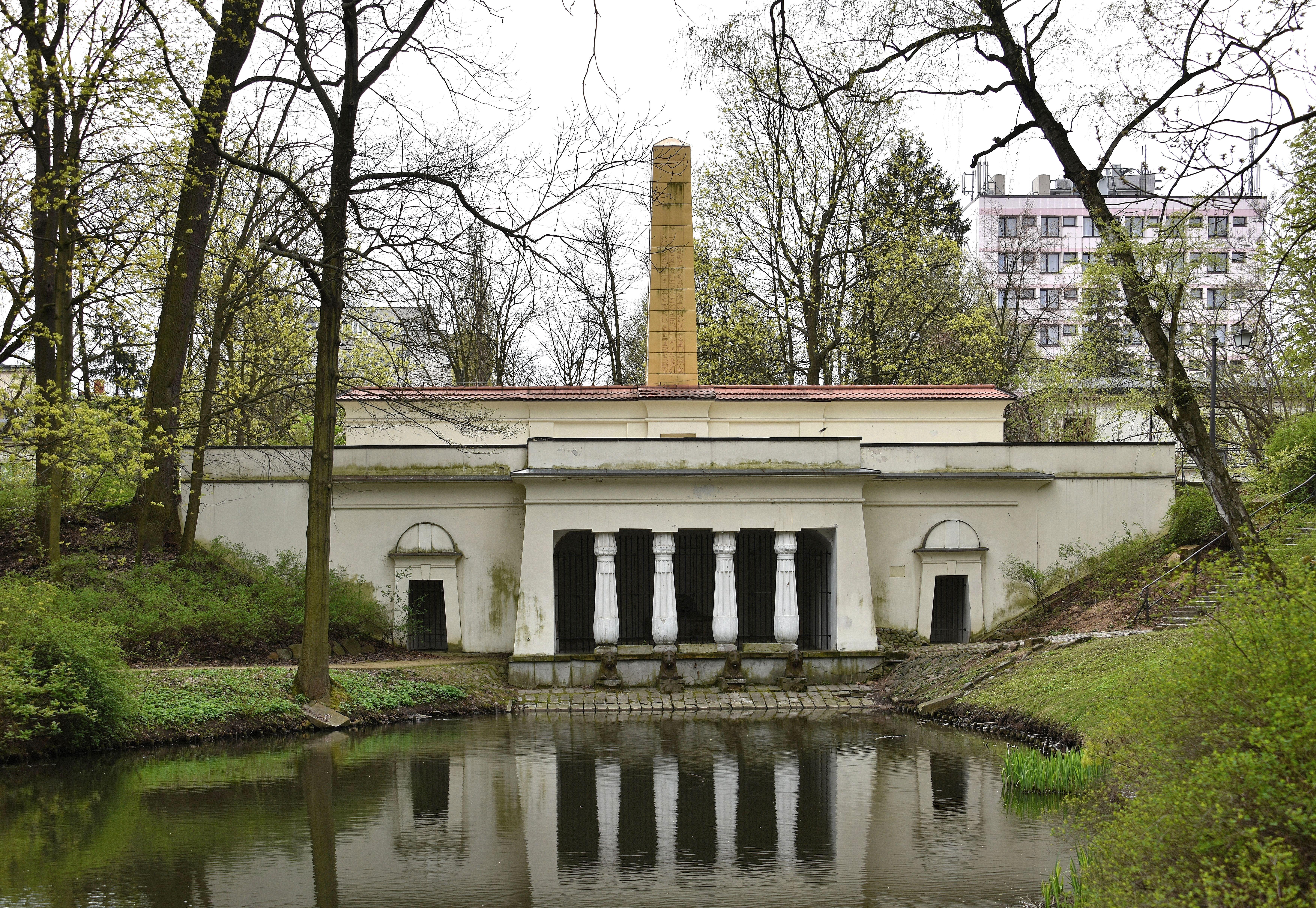 świątynia Egipska W Warszawie Wikipedia Wolna Encyklopedia