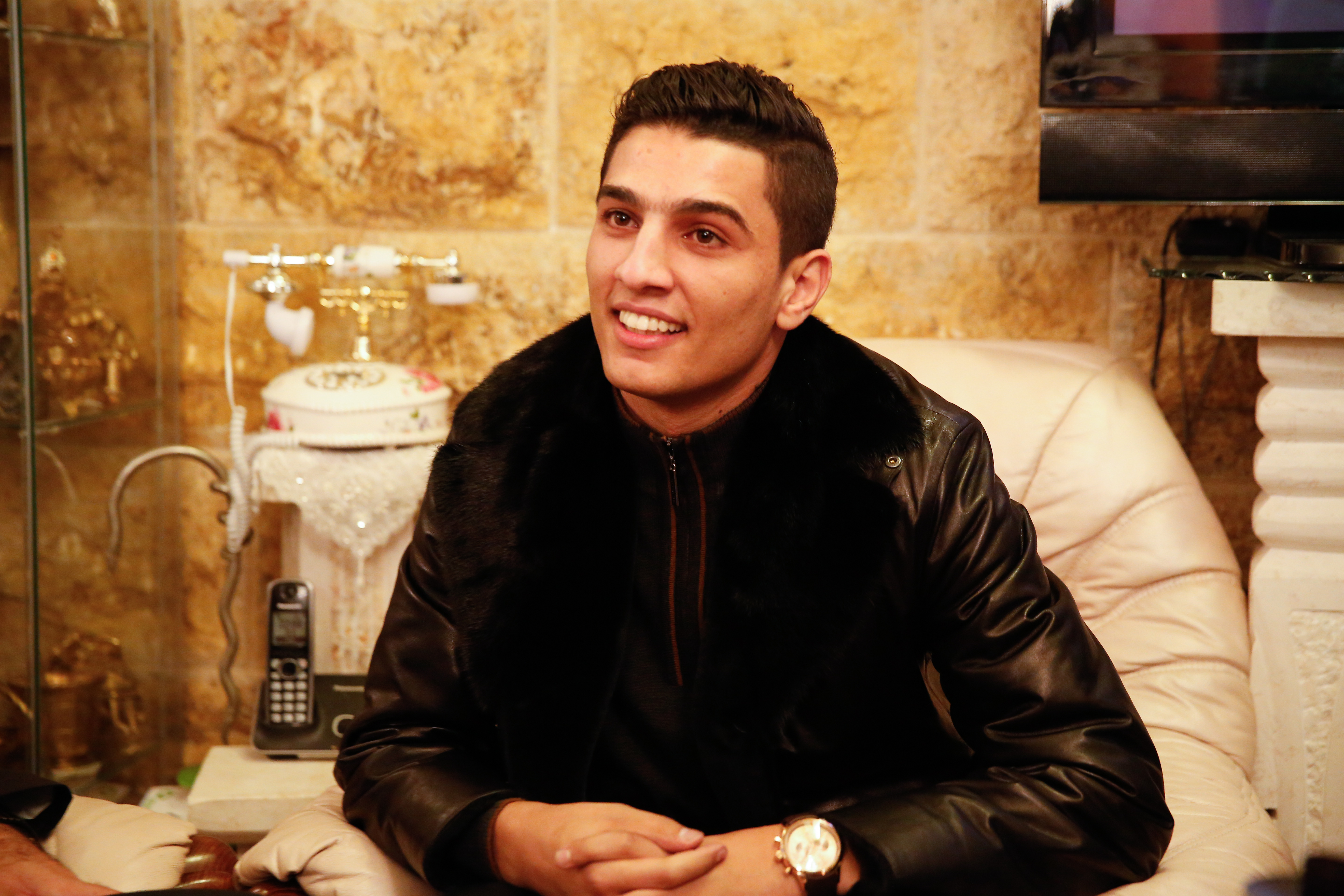 About Mohammed Assaf: Palestinian singer - Biography, Life, Facts