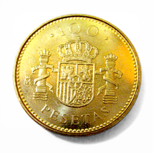 older currency of Spain
