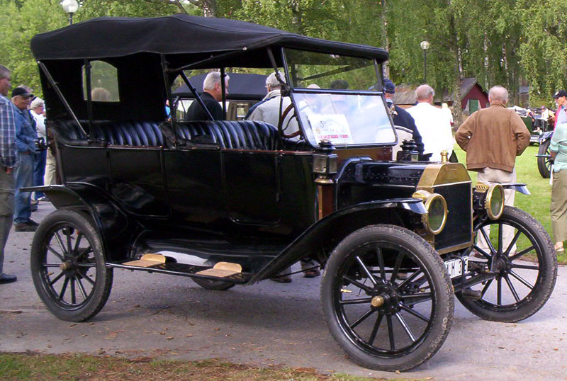 Model T Ford Car Cover