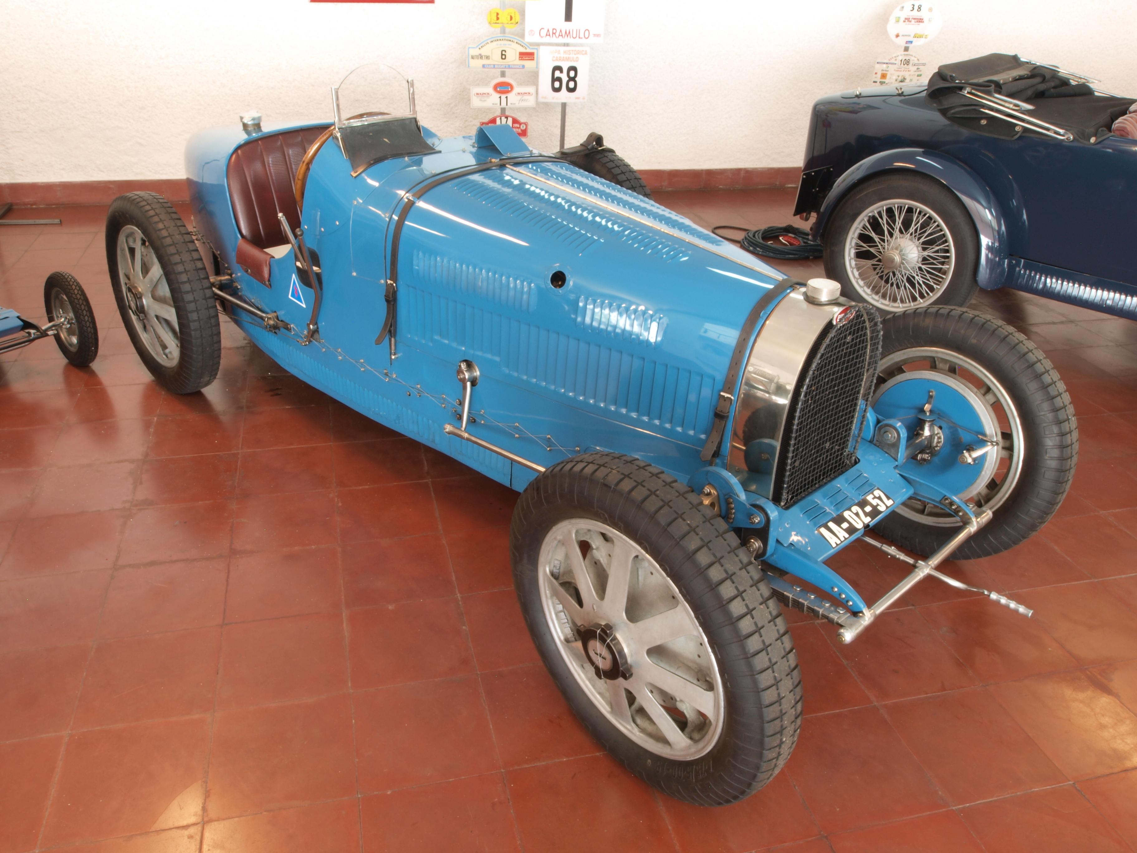 File 1930 Bugatti 35b 135hp 2262cc 208kmh Photo 2 Jpg