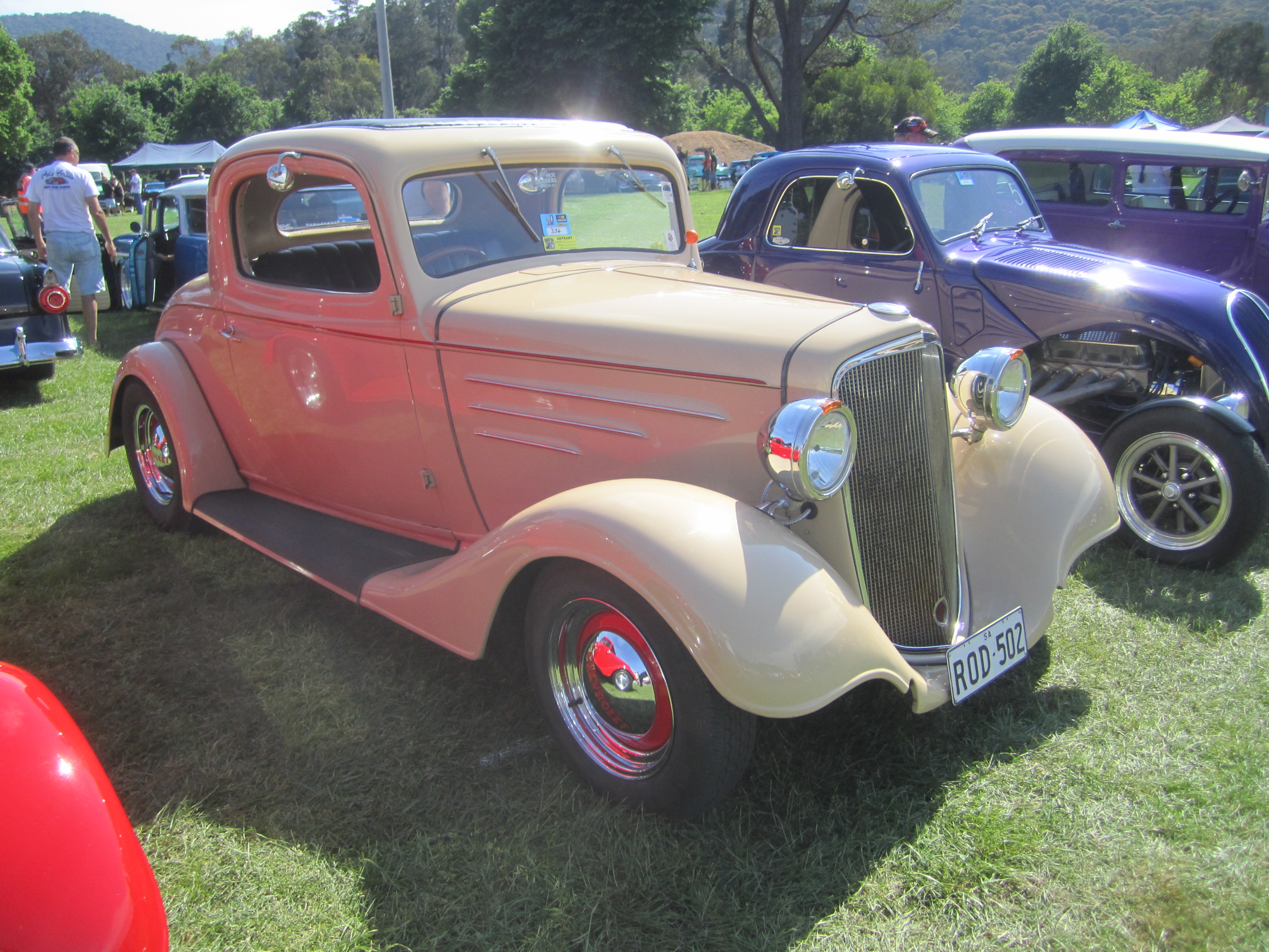 File:1934 Chevrolet Master 6 Coupe - Flickr - Sicnag jpg - Wikimedia