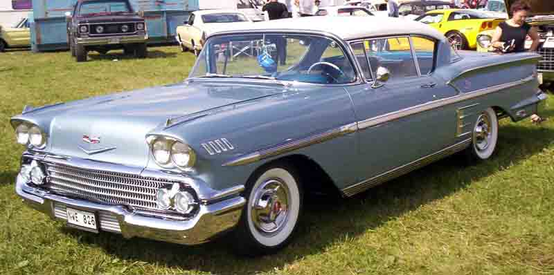 file 1958 chevrolet impala wikipedia. Cars Review. Best American Auto & Cars Review