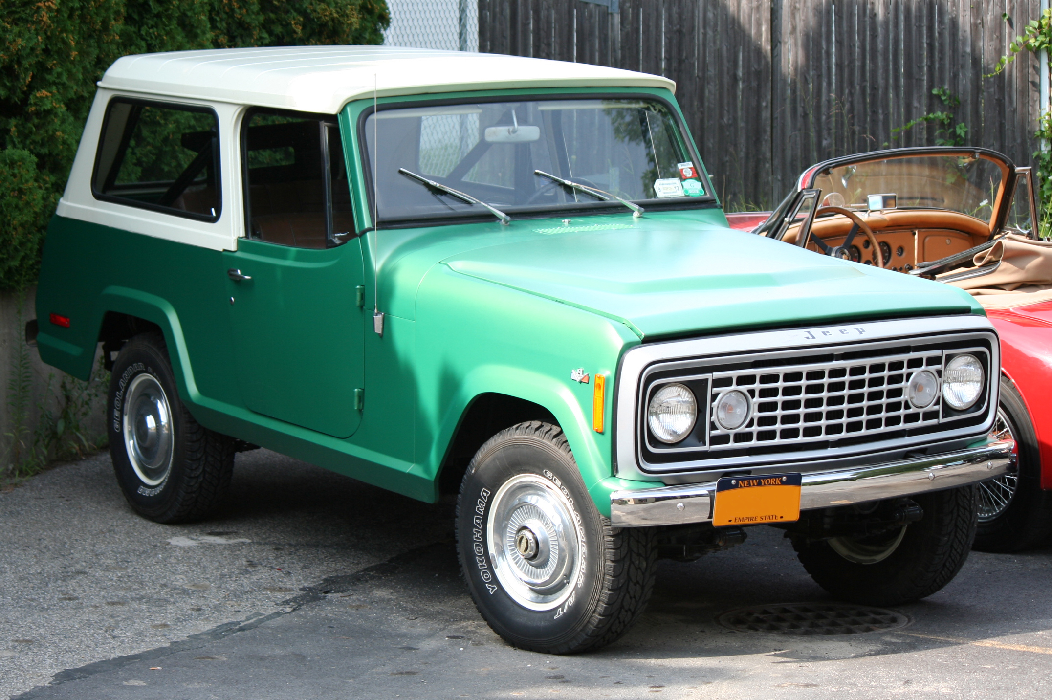 File 1972 Jeep Commando Jpg Wikimedia Commons
