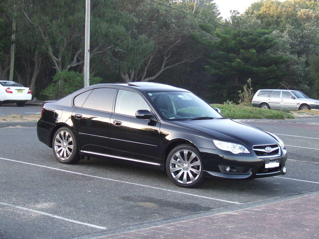 Subaru liberty 3.0r