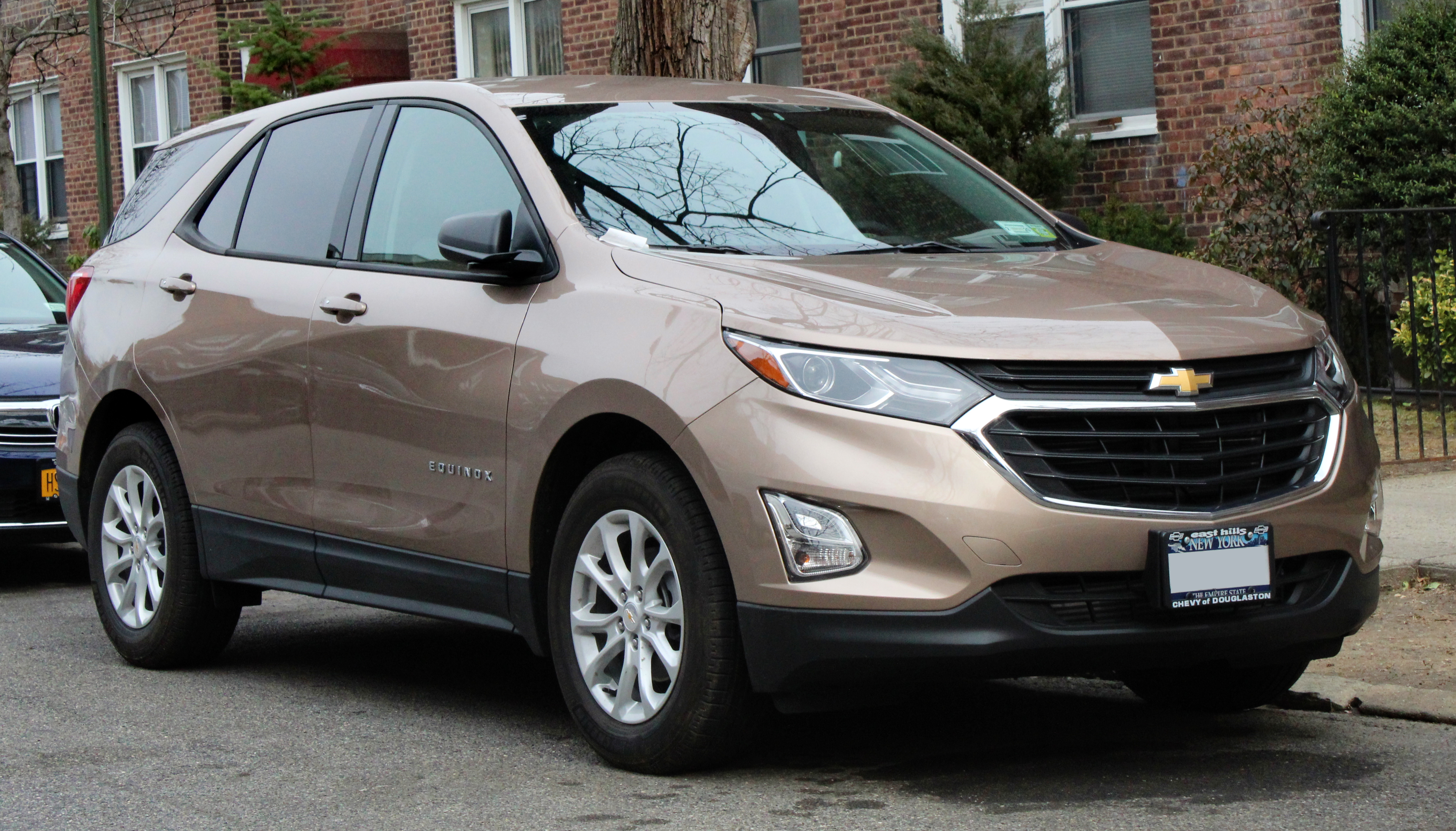 Chevy Build And Price >> Chevrolet Equinox Wikipedia