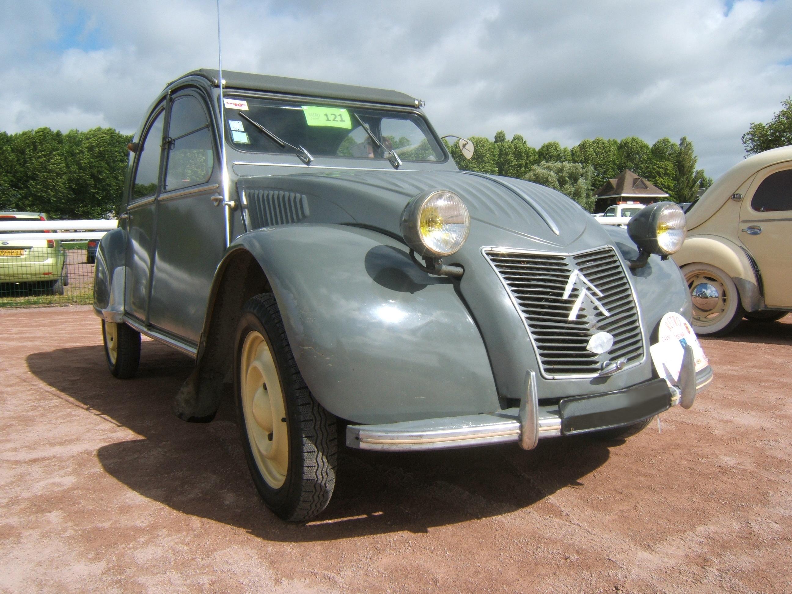 Citroën 2cv Wikipedia