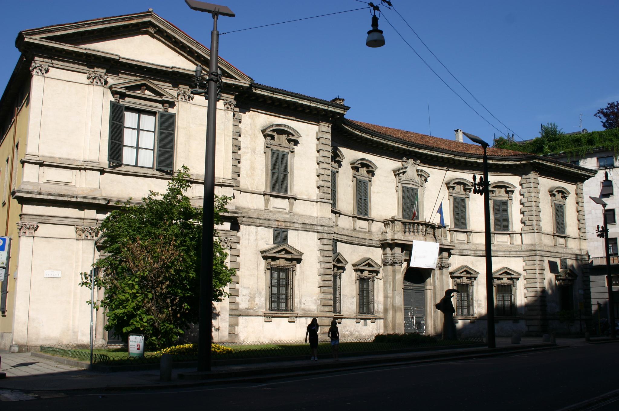 File 3428 milano ex palazzo del senato foto giovanni for Sede senato italiano