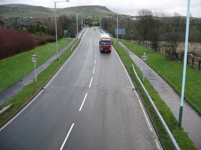 A56 Edenfield Bypass Link Road - geograph.org.uk - 314874