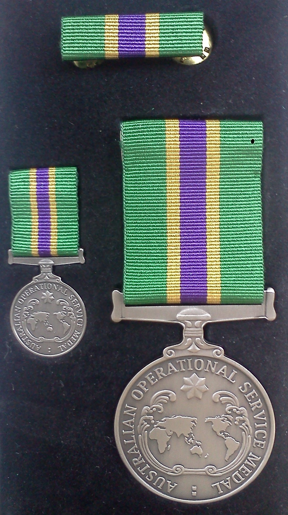 Australian Operational Service Medal - Wikiwand