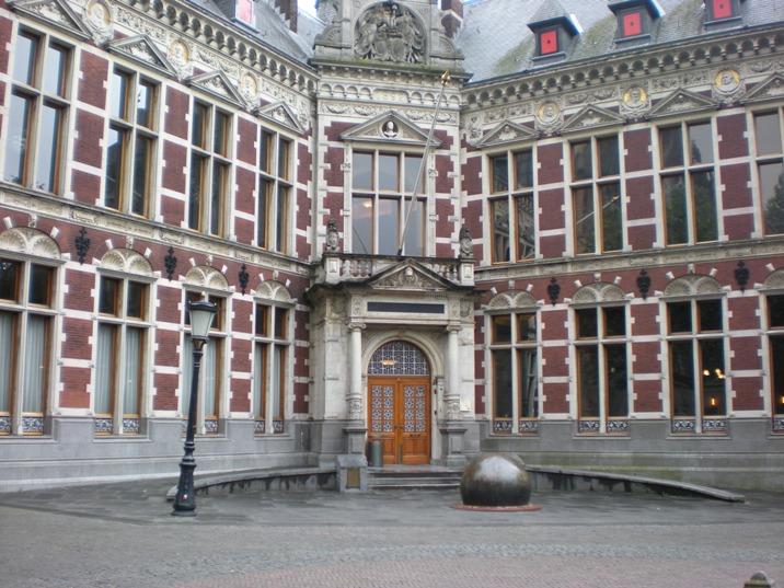 Academiegebouw (Rectorat de l%27Universit%C3%A9 d%27Utrecht).JPG