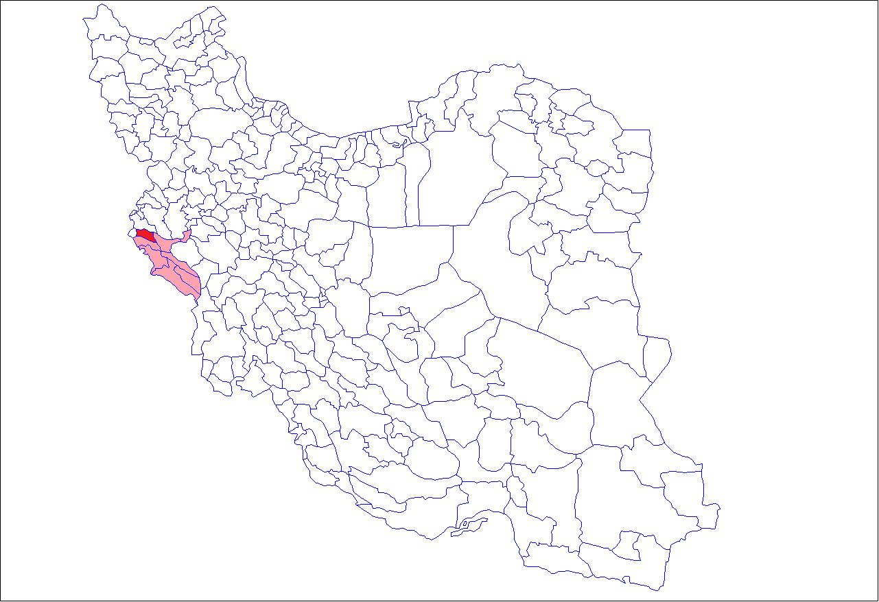 شهرستان ایوان