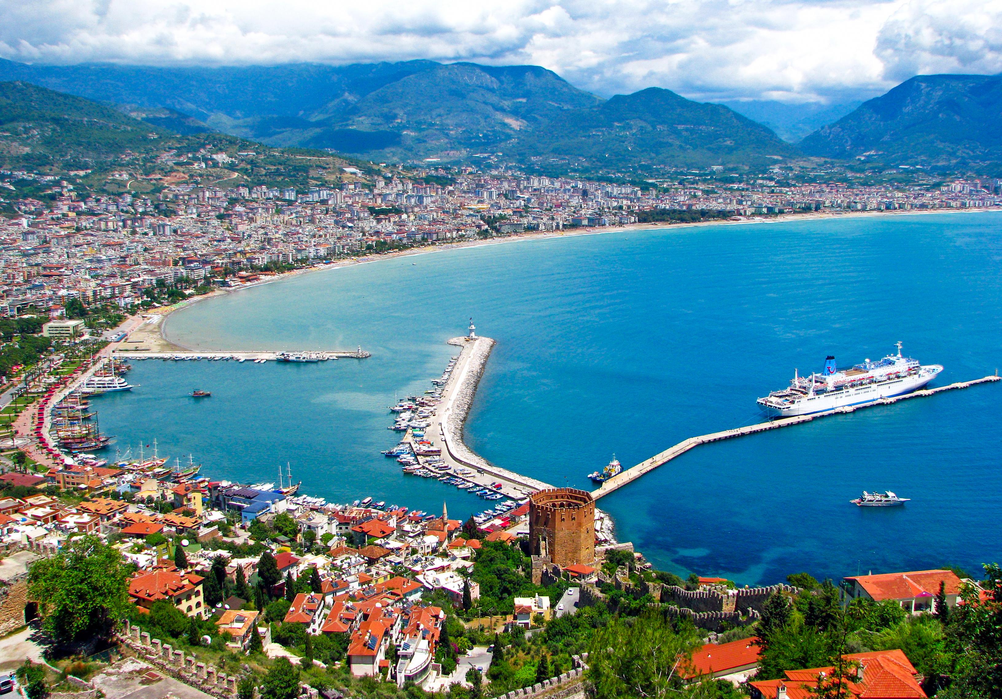 Alanya hotele, Alania hoteluri, odihnă în Turcia, all inclusive