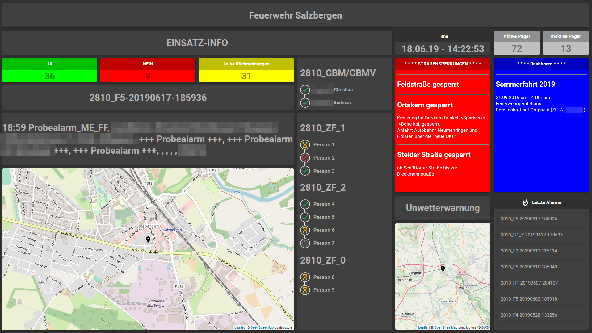 File:Alarmmonitor GroupAlarm Feuerwehr THW png - Wikimedia