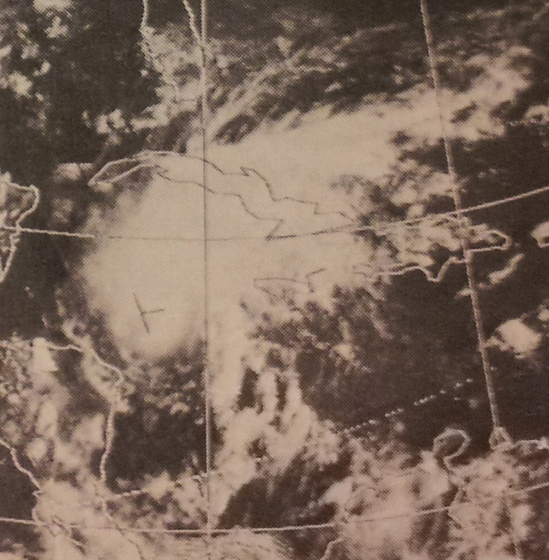 Hurricane Alma (1970) - Wikipedia