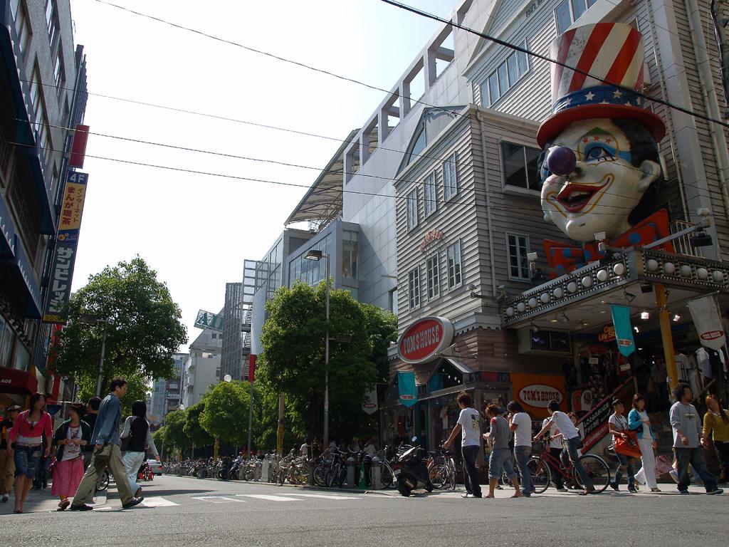 NAVER まとめ【大阪観光】アメリカ村で行くべき話題のスポット10選