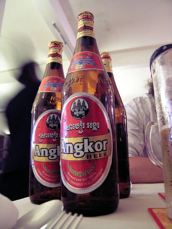 Angkor Beer - Wikipedi...