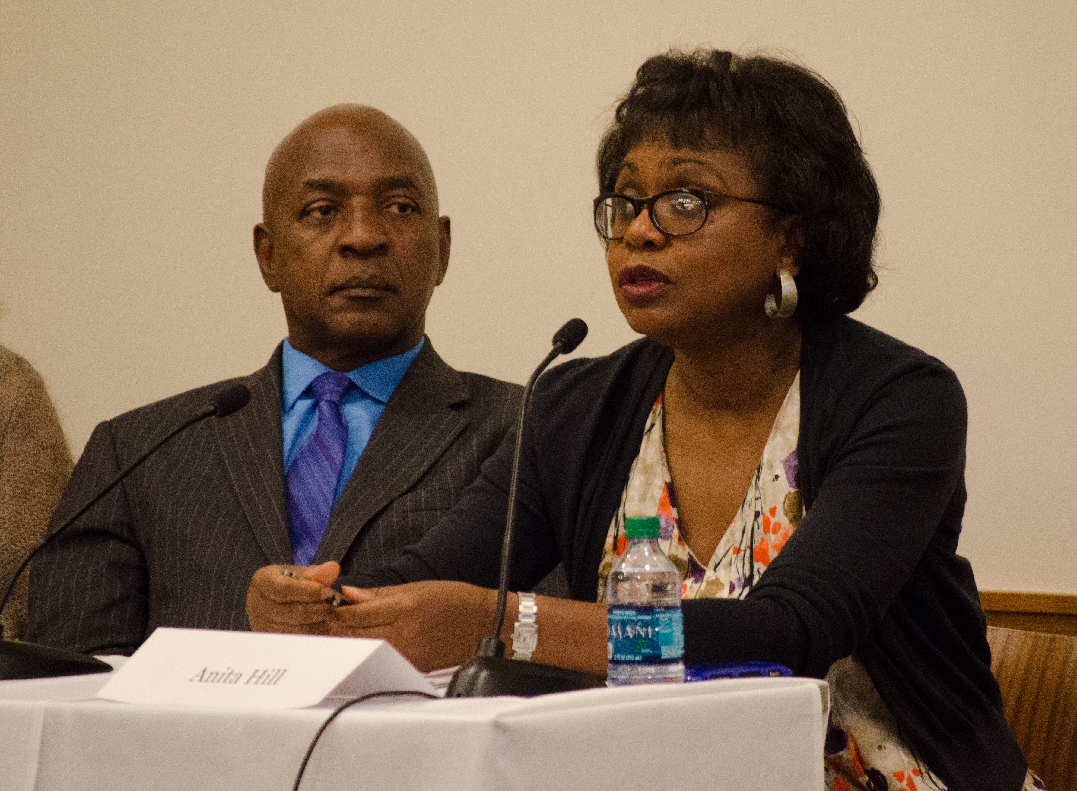 Anita Hill Married Anita Hill And Charles