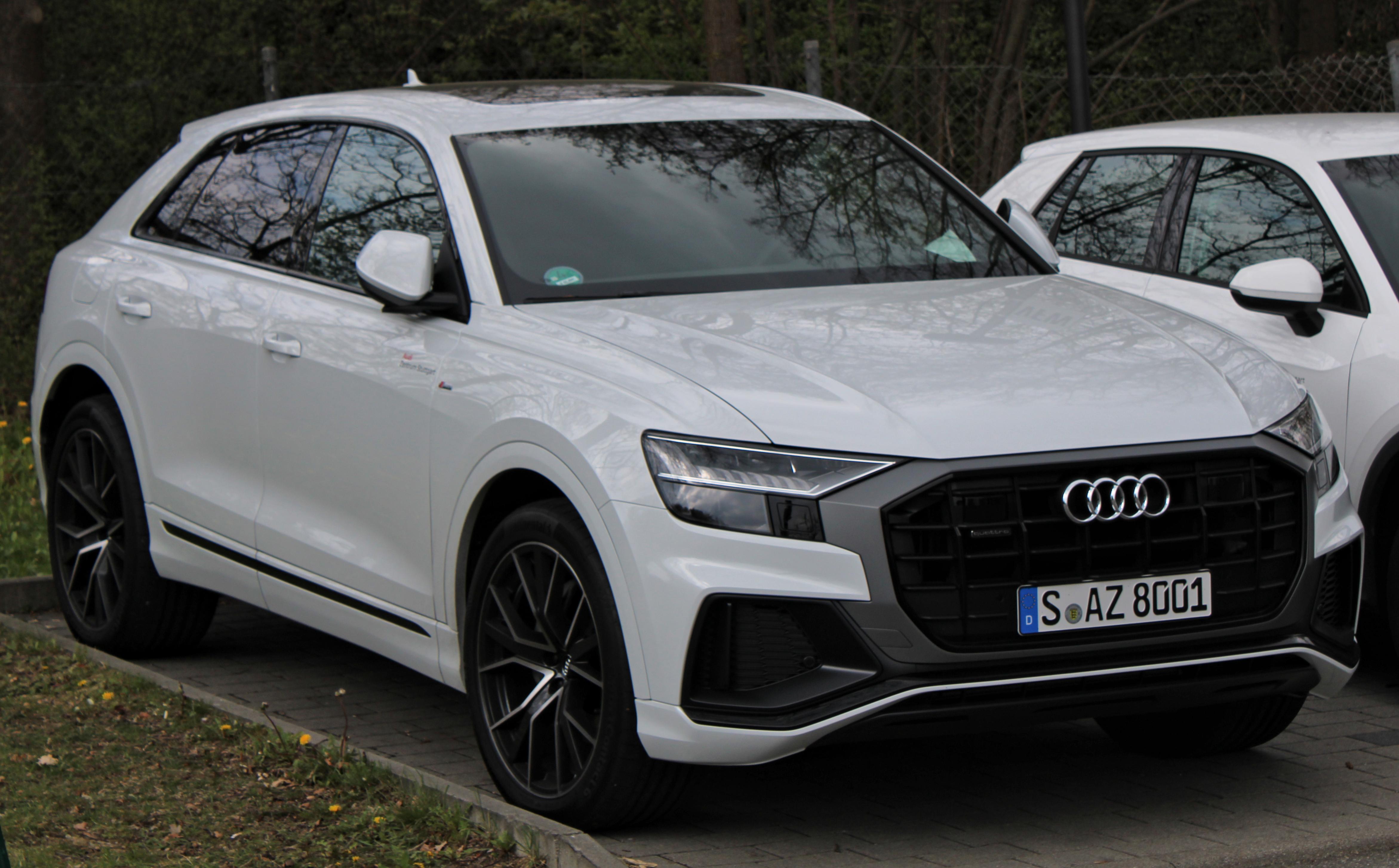 Audi Q8 Wikipedia