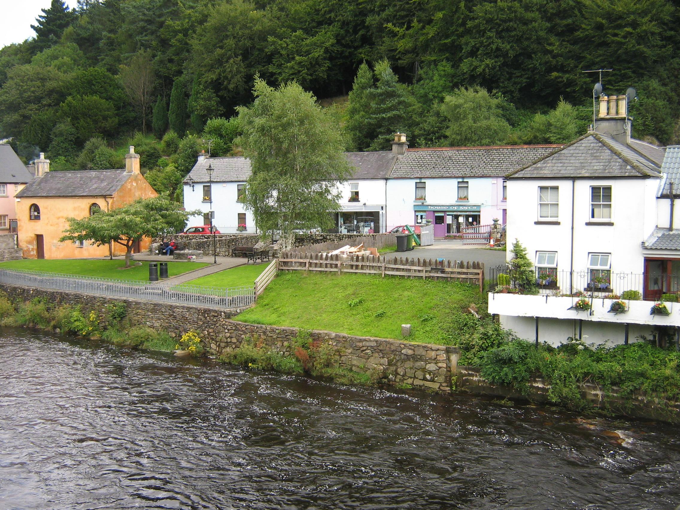 Avoca Ireland  city photo : Description Avoca, County Wicklow in Ireland1