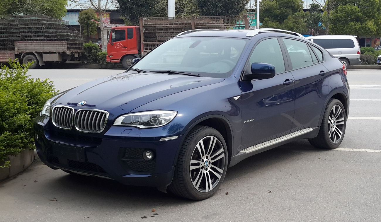 File Bmw X6 E71 Facelift China 2015 04 10 Jpg Wikimedia Commons