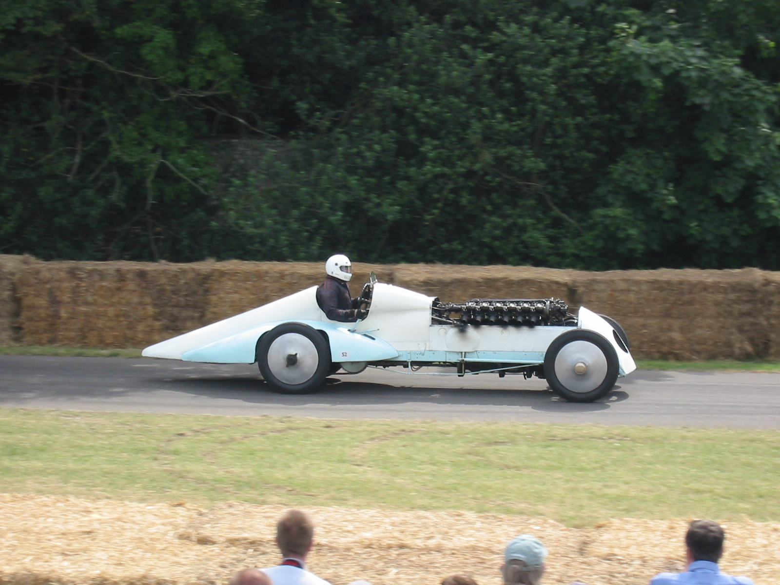 Pendine Sands Car Racing