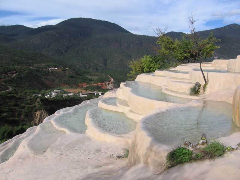 Baishuitai, Yunnan