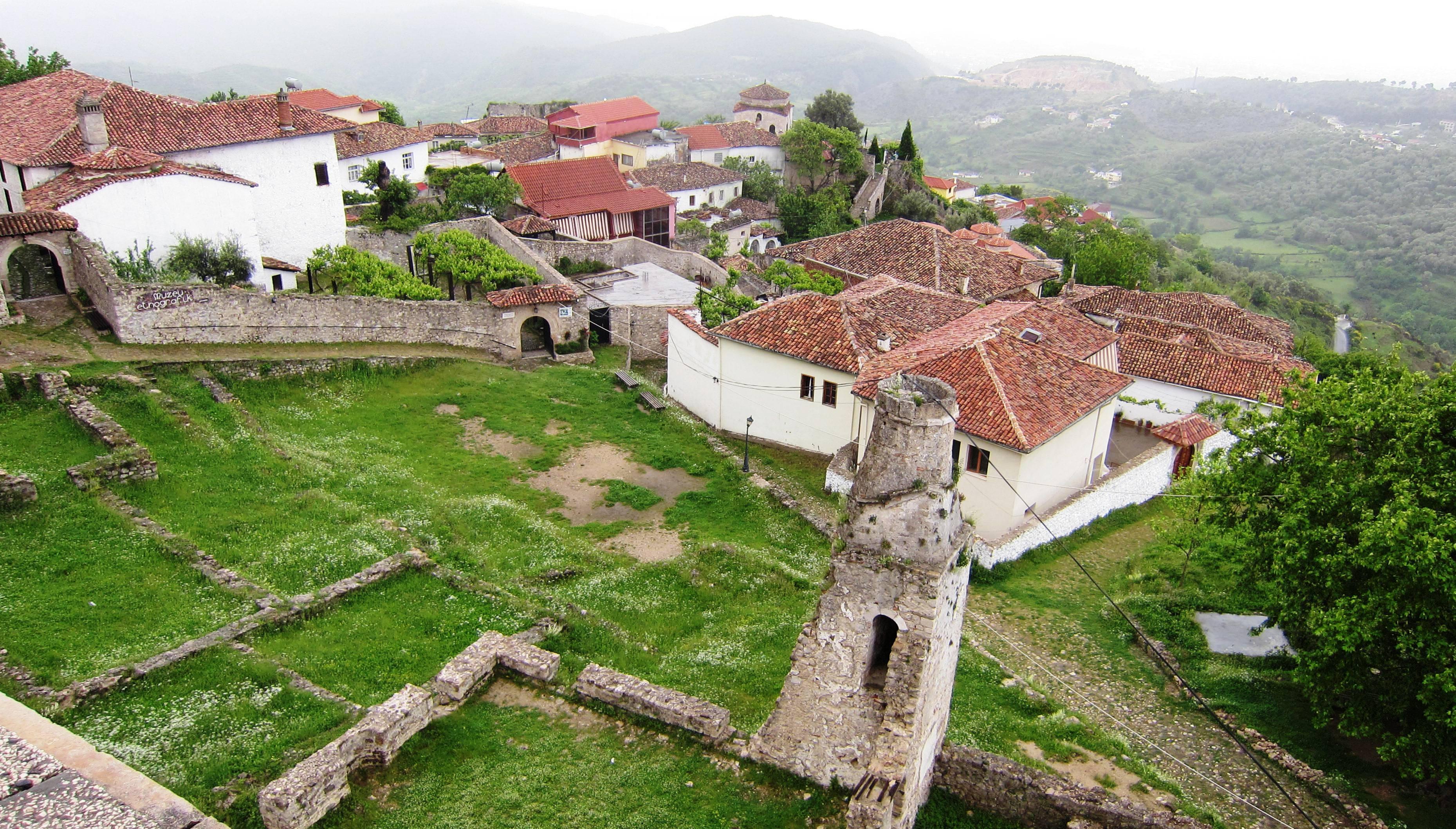 Festung kruja albanien dating