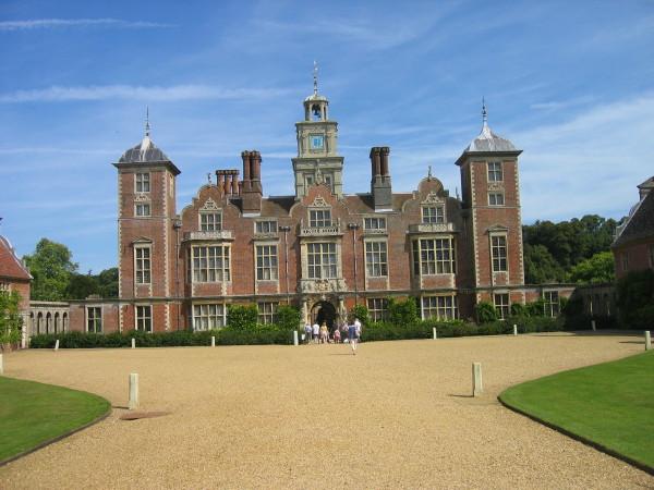 Blickling Hall - geograph.org.uk - 1479175