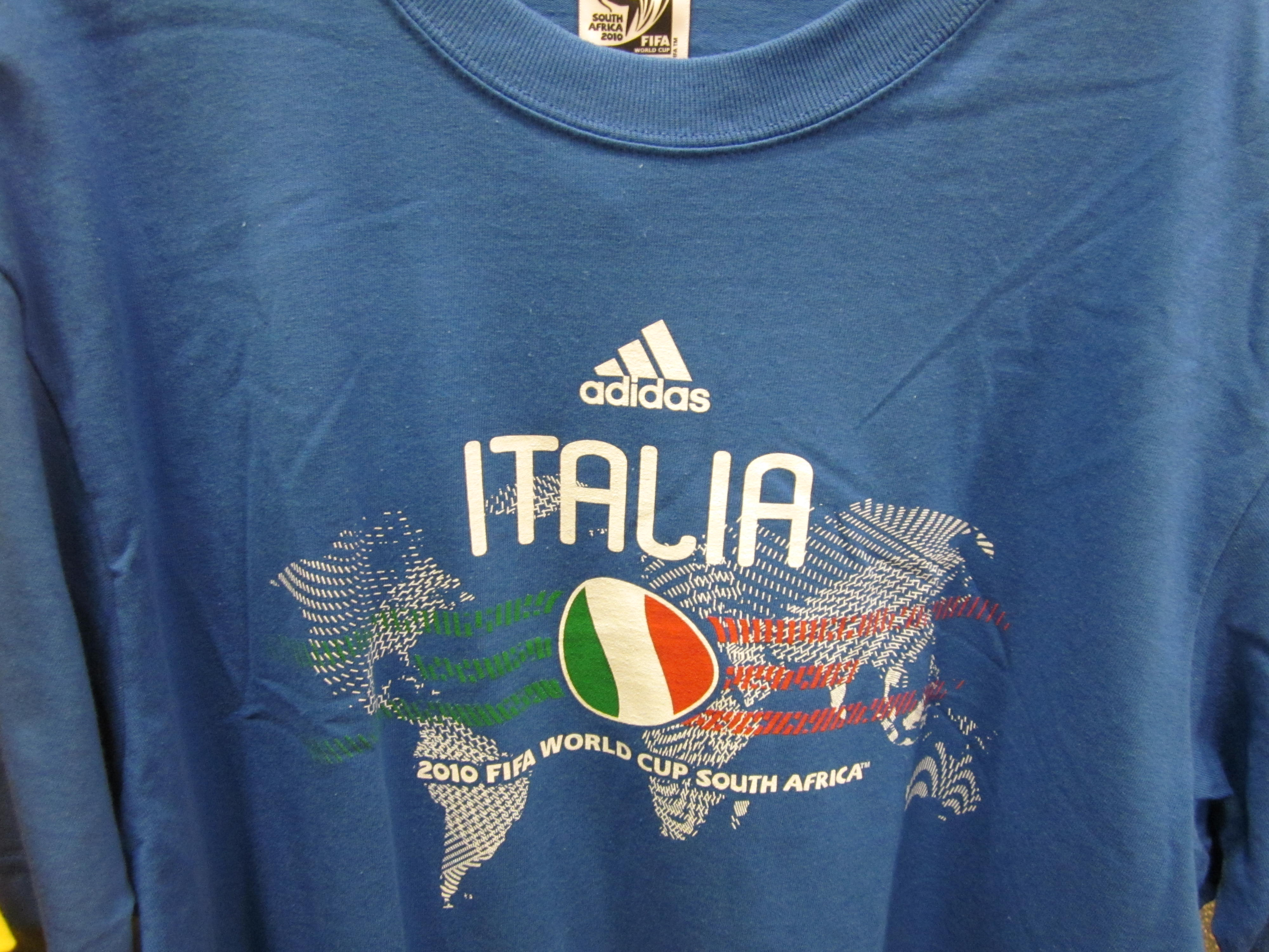 adidas italia history