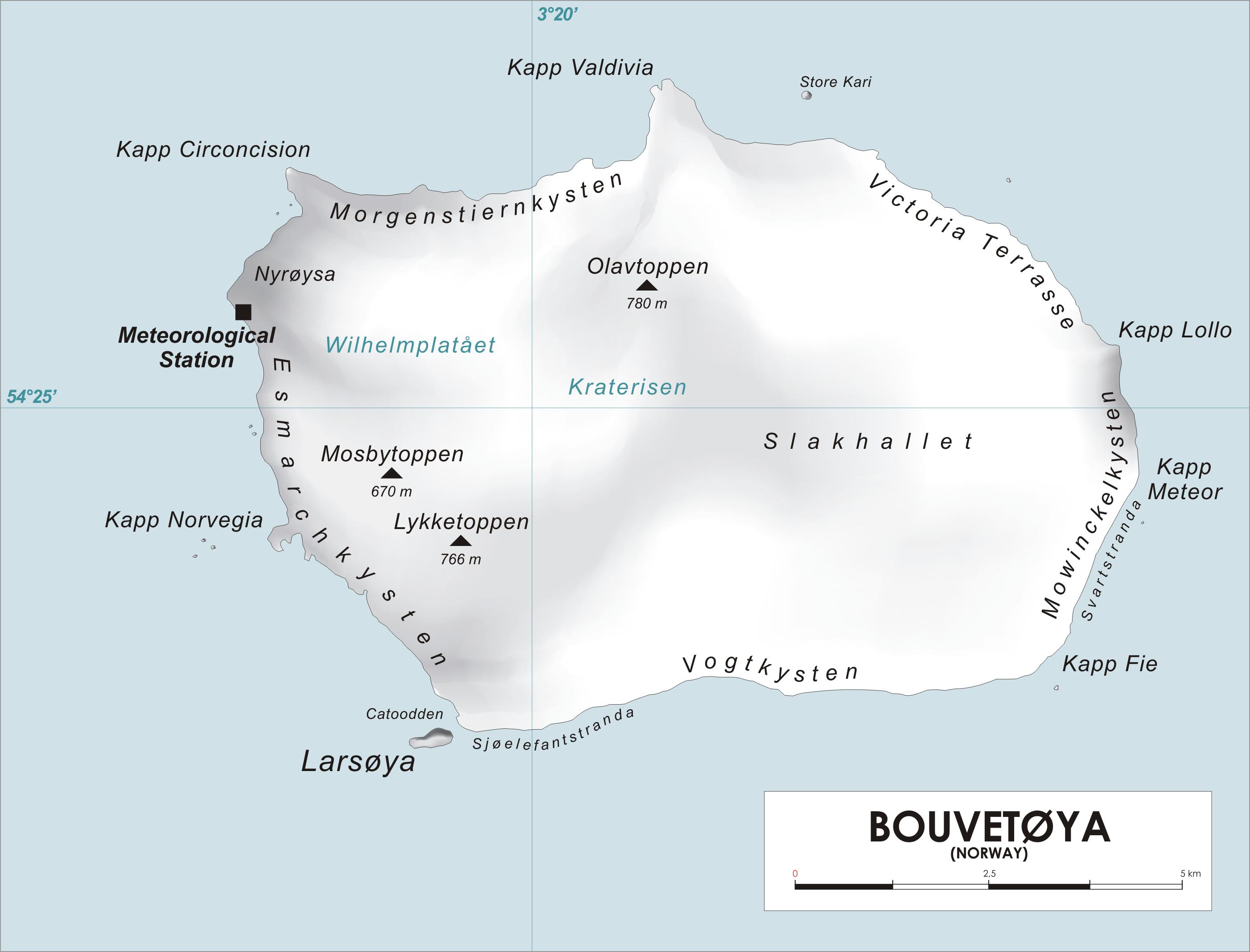 El lugar m s aislado del mundo isla bouvet noruega for Http wikipedia org wiki