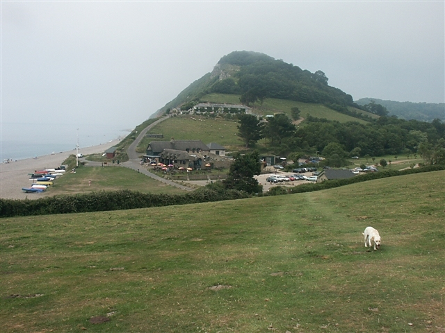 Branscombe Mouth - geograph.org.uk - 231469