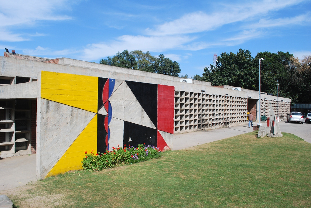 Chandigarh college of architecture wikipedia for Architecture colleges