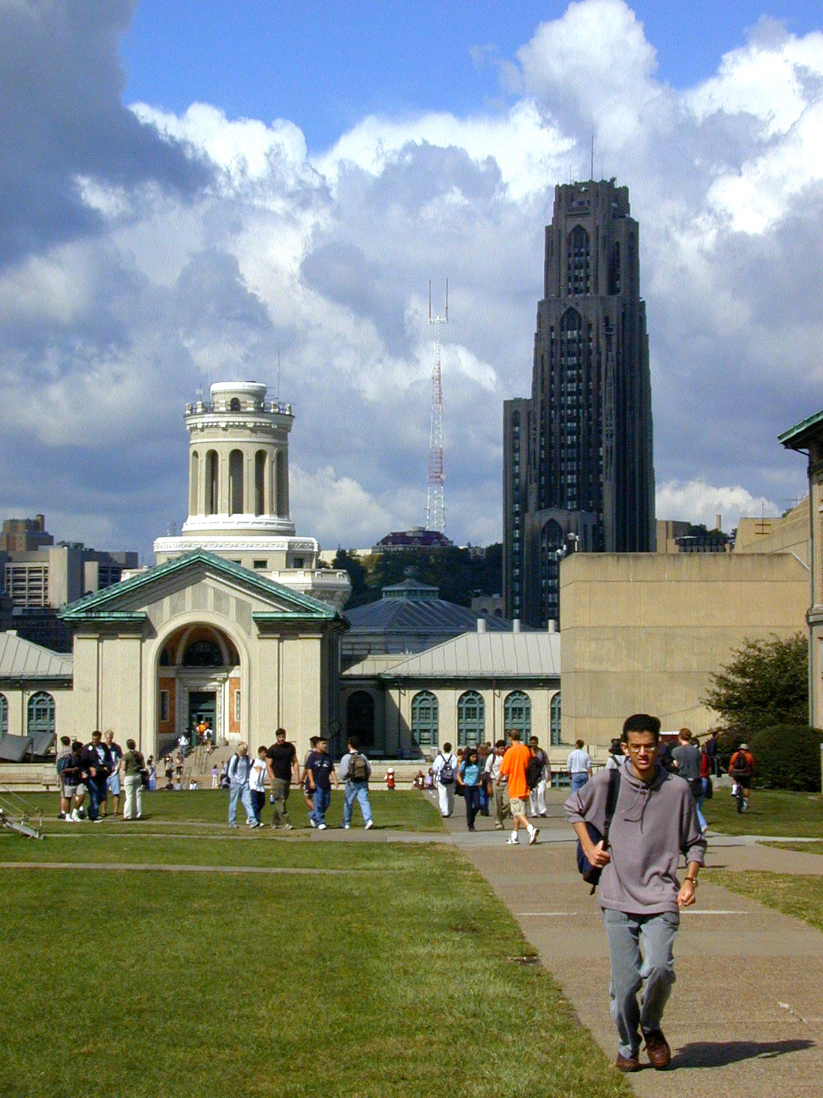 image of Carnegie Mellon University
