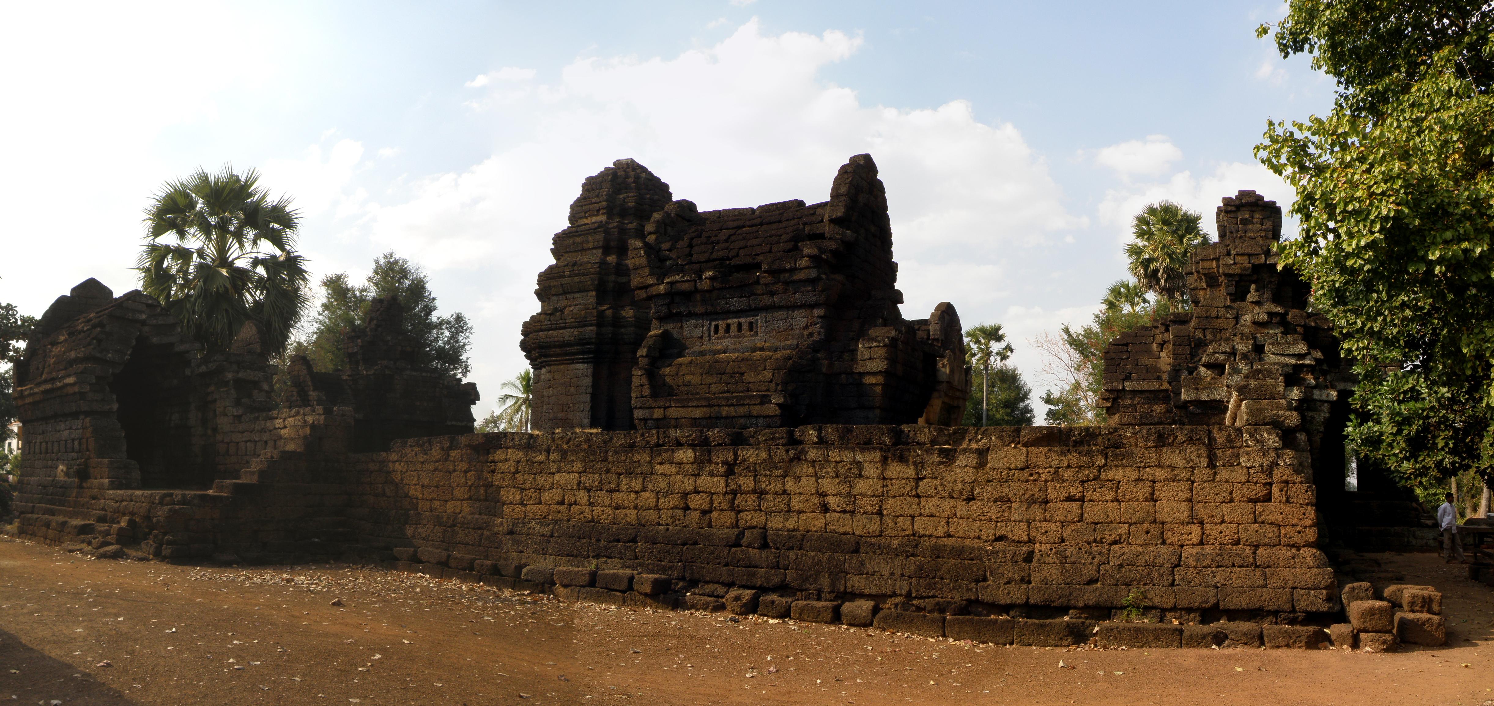 Banteay Prei Nokor, Cambodia | Wikipedia