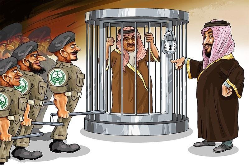 mohammed bin salman caricature ile ilgili görsel sonucu