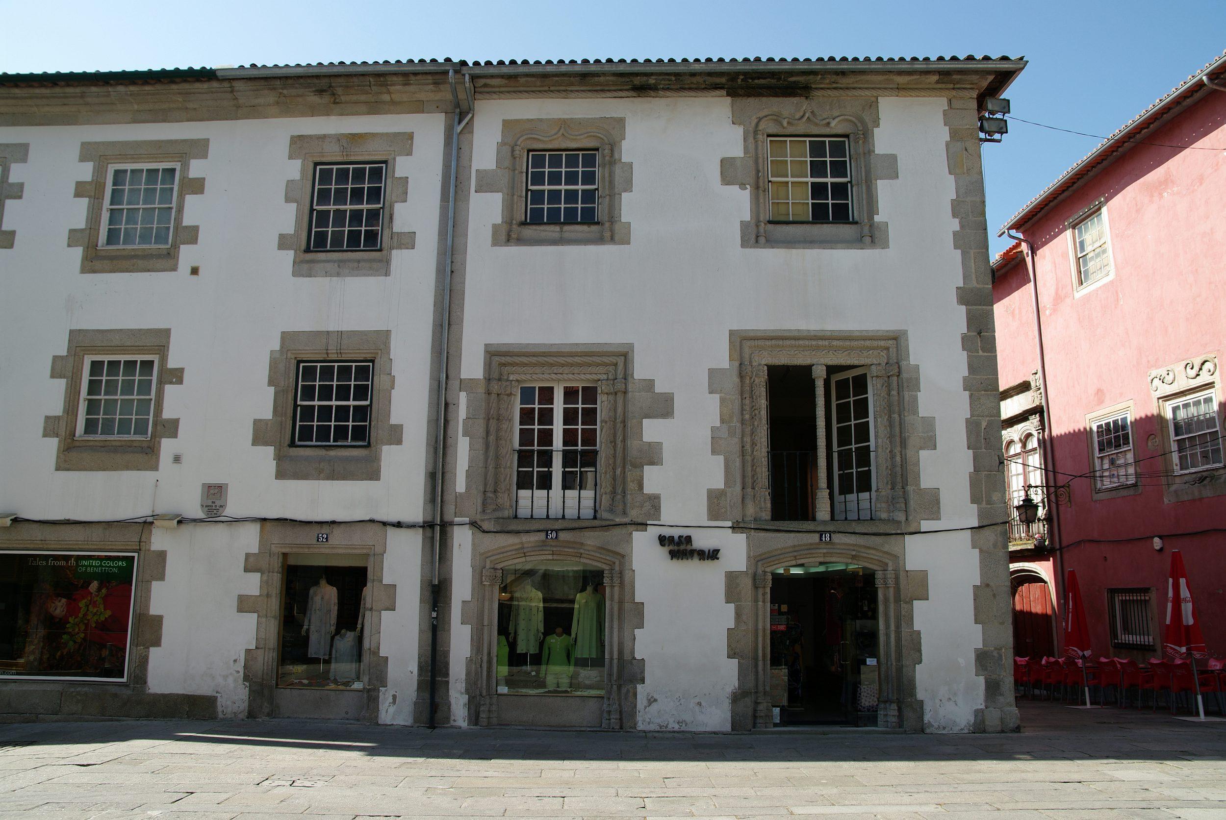 Filecasa Dos Arcos Fachadajpg Wikimedia Commons